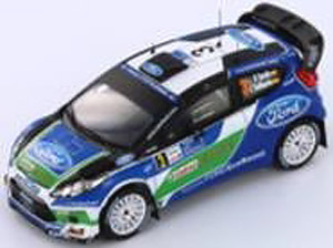 IXO Ford Fiesta RS WRC Rally Argentina 2012 sordo /& del barrio RAM516 1//43 Nuevo