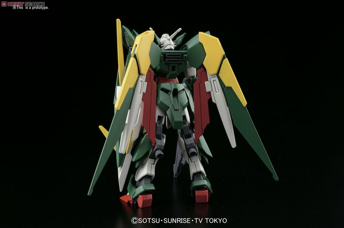 14 Gundam Fenice Rinascita Clear Color You Never Seen Before 13