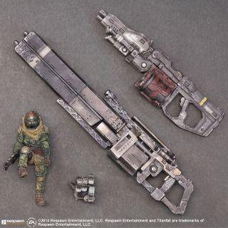 Titanfall Play Arts Kai ATLAS (PVC Figure) - HobbySearch PVC