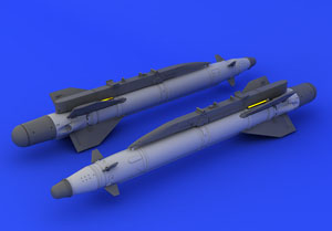 Kh-25ML missile 1/48 (Plastic model) - HobbySearch Military