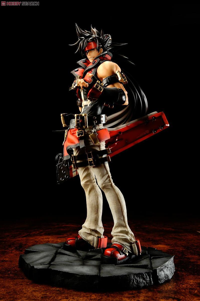 guilty gear xrd sign sol badguy normal edition pvc figure item picture2. Black Bedroom Furniture Sets. Home Design Ideas