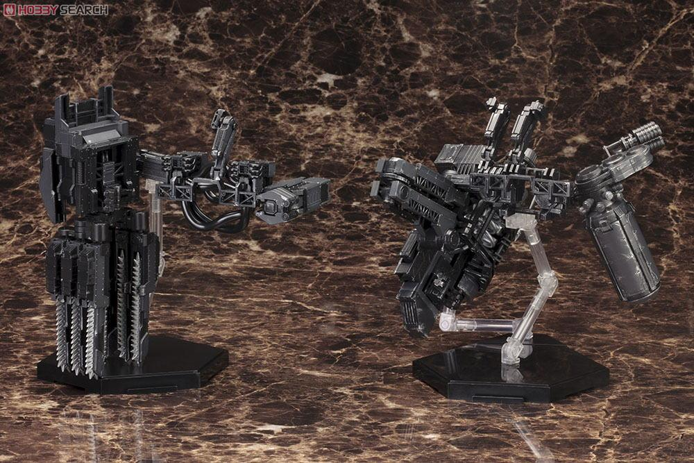 [close] Overd Weapon Set [First Limited Edition] (Plastic model) Item picture1