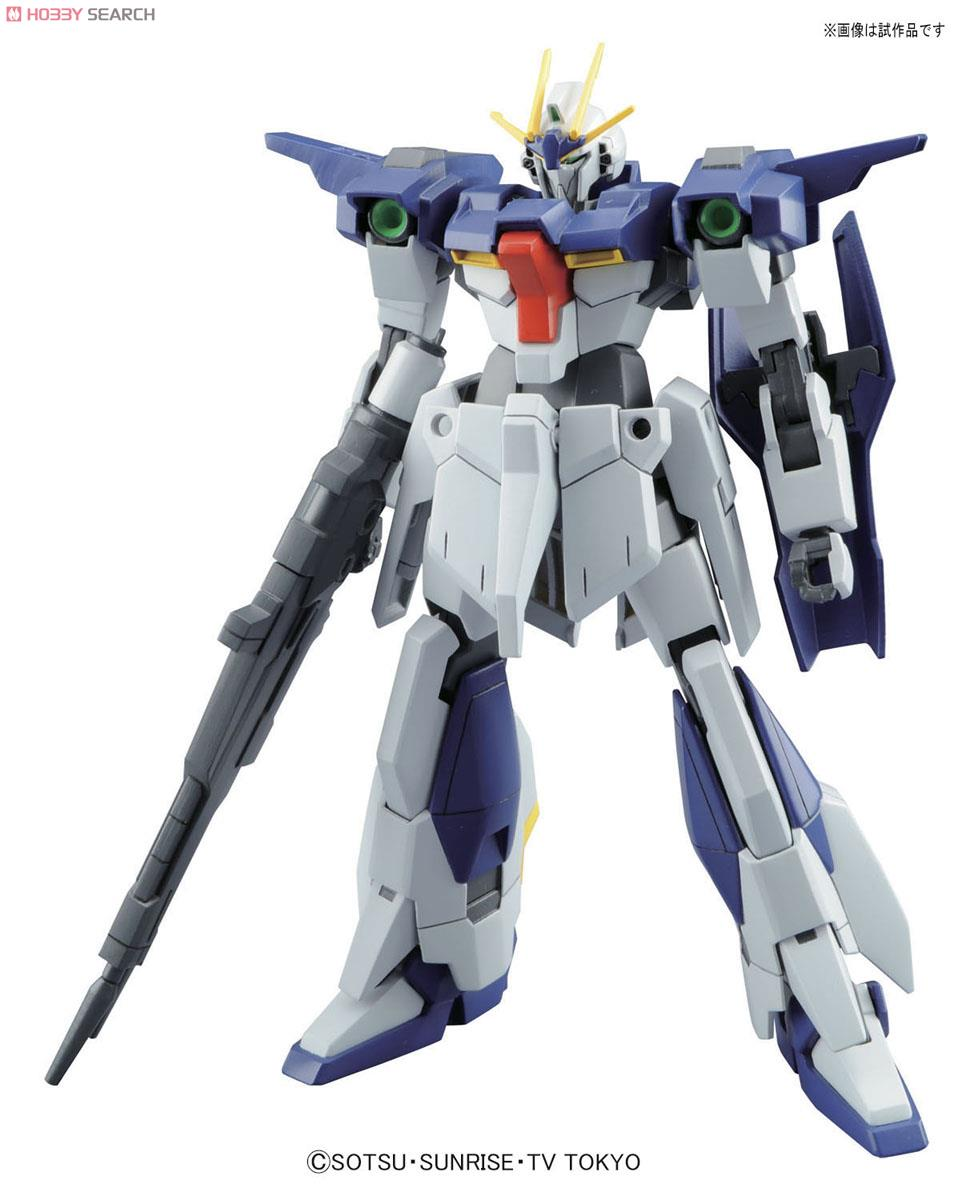 [close] Lightning Gundam (HGBF) (Gundam Model Kits) Item picture1