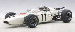ホンダ RA272 F1 1965 #11 メキシコGP 優勝 (リッチー・ギンサー/ドライバーフィギュア付き) (ミニカー)