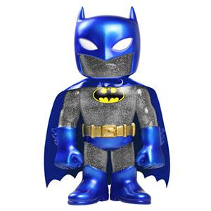 【ヒカリマァク・ソフビ】 『DCコミックス』 バットマン (シルバーグリッター/ブルー版) (完成品)