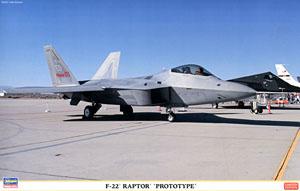 F-22 ラプター `プロトタイプ` (プラモデル)