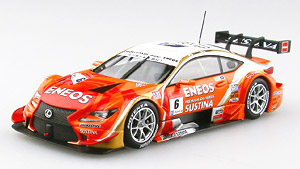 ENEOS SUSTINA RC F SUPER GT500 2014 No.6 (ミニカー)