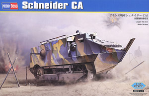 Schneider CA Early (Plastic model)