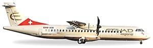 ATR-72-500 エティハド・リージョナル (ダーウィンエアライン) (完成品 ...
