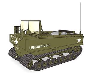 M29 ウイーゼル (プラモデル)