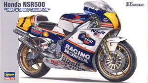 Honda NSR500 `1989 WGP500 Champion` (Model Car)