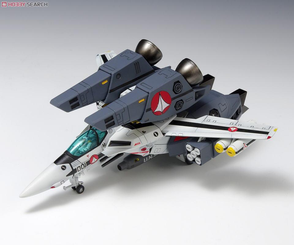 [close] VF-1S Super Valkyrie Fighter Roy Focker Custom (Plastic model) Item picture1