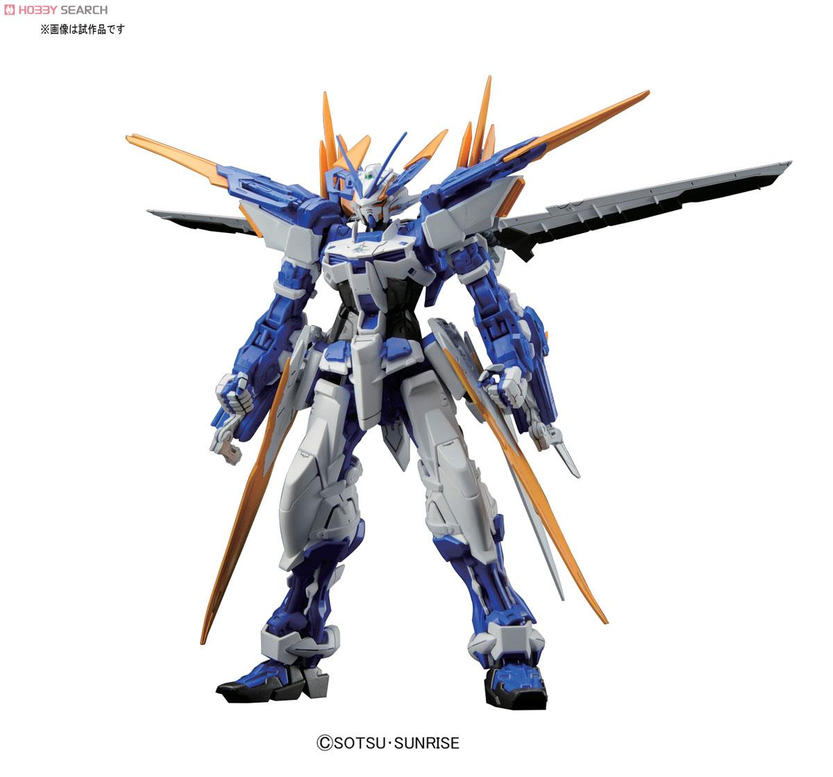 [close] Gundam Astray Blue Frame D (MG) (Gundam Model Kits) Item picture1