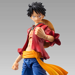 Variable Action Heroes One Piece Series Monkey D Luffy (PVC Figure)
