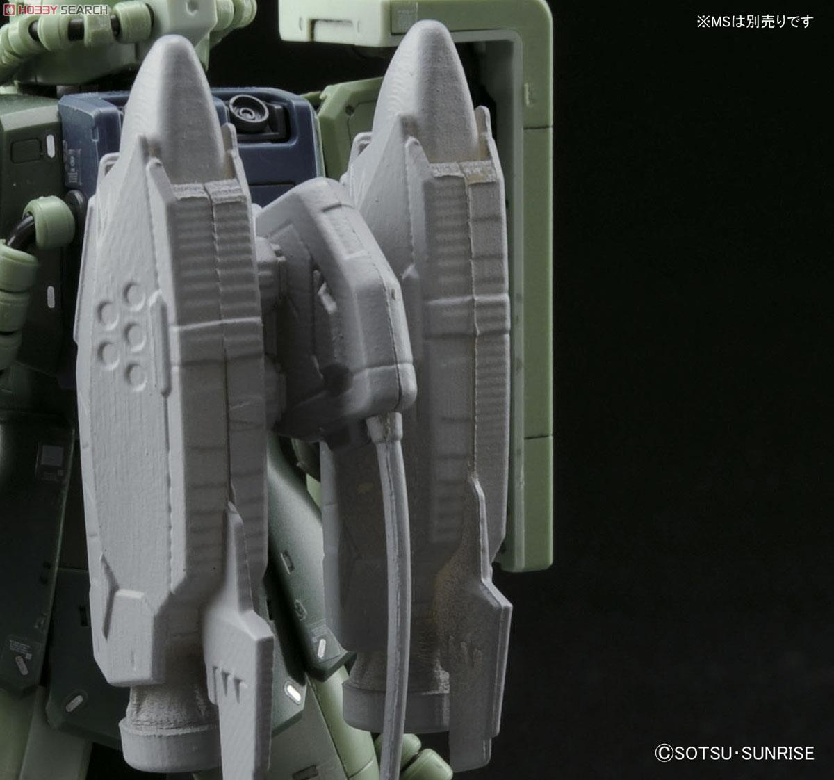 [close] MS Marine 01 (Gundam Model Kits) Other picture1