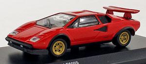 Lamborghini Countach LP500S (レッド) (ミニカー)