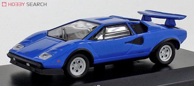 Lamborghini Countach LP500S (ライトブルー) (ミニカー)