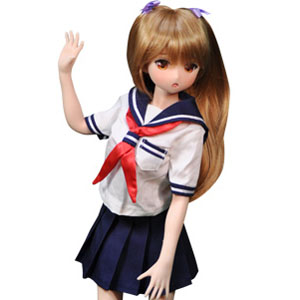 POPmate / Nana -  Sailor Blouse Ver. (BodyColor / Skin Pink) (Fashion Doll)
