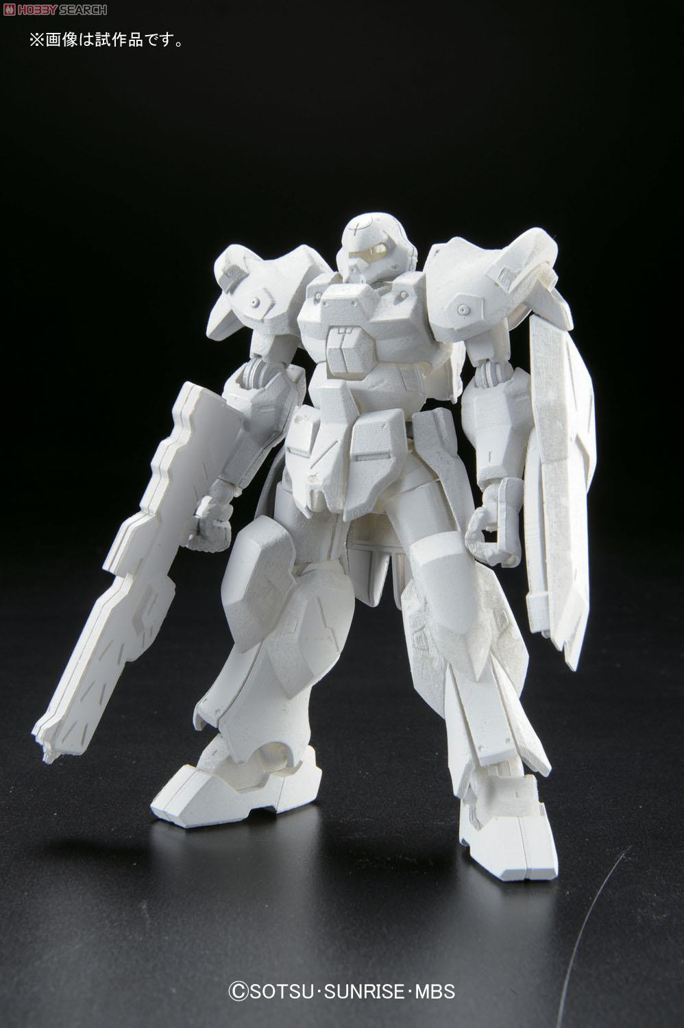 [close] Space Gehennam (Mass Production Type) (HG) (Gundam Model Kits) Item picture1