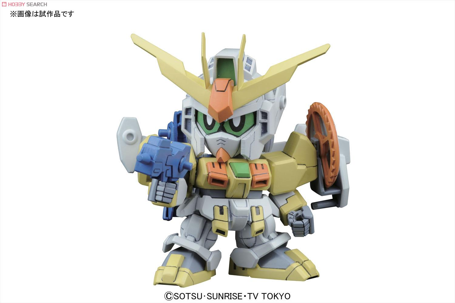 Winning Gundam (SDBF) (Gundam Model Kits) Item picture1