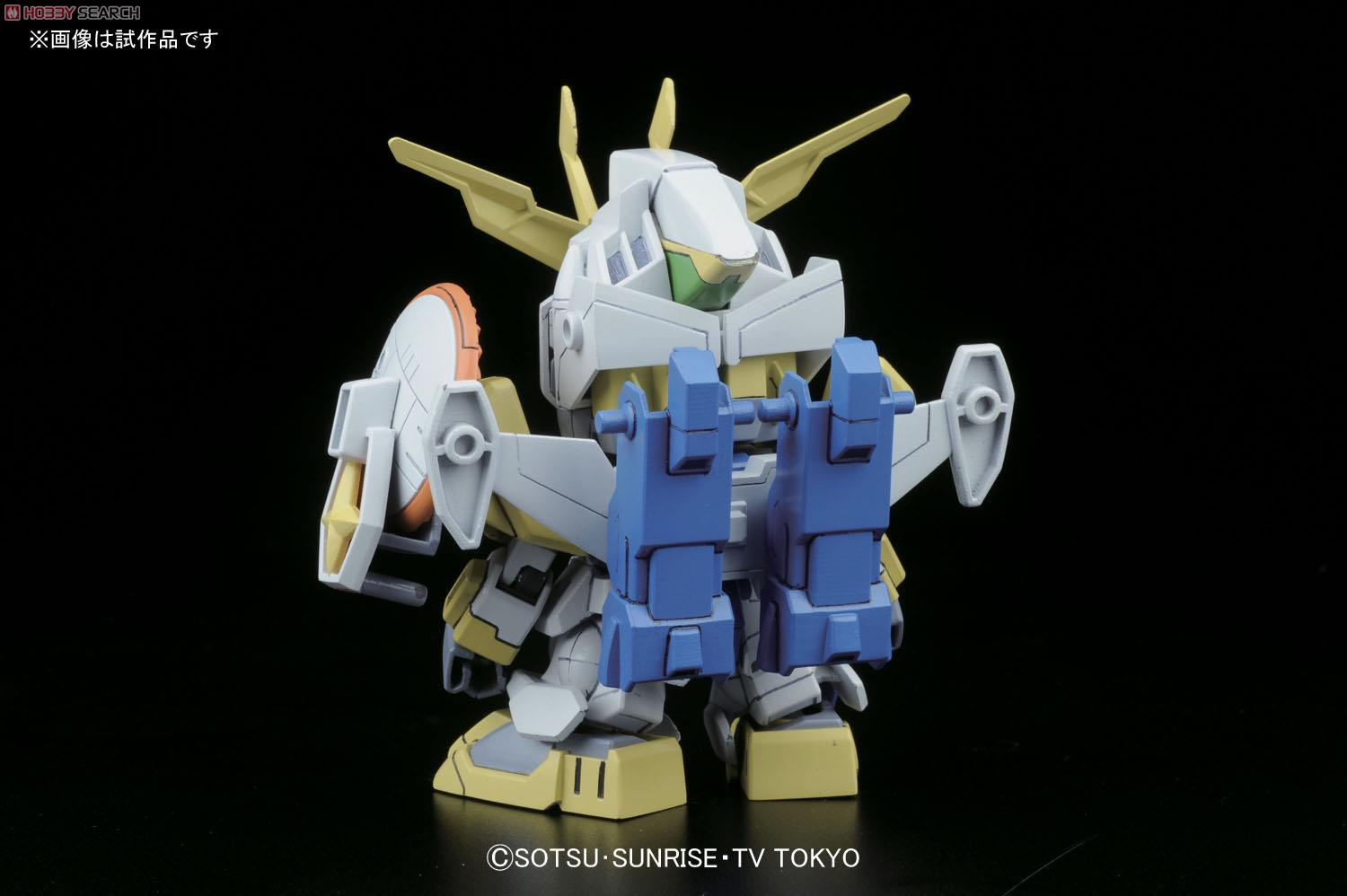 Winning Gundam (SDBF) (Gundam Model Kits) Item picture2