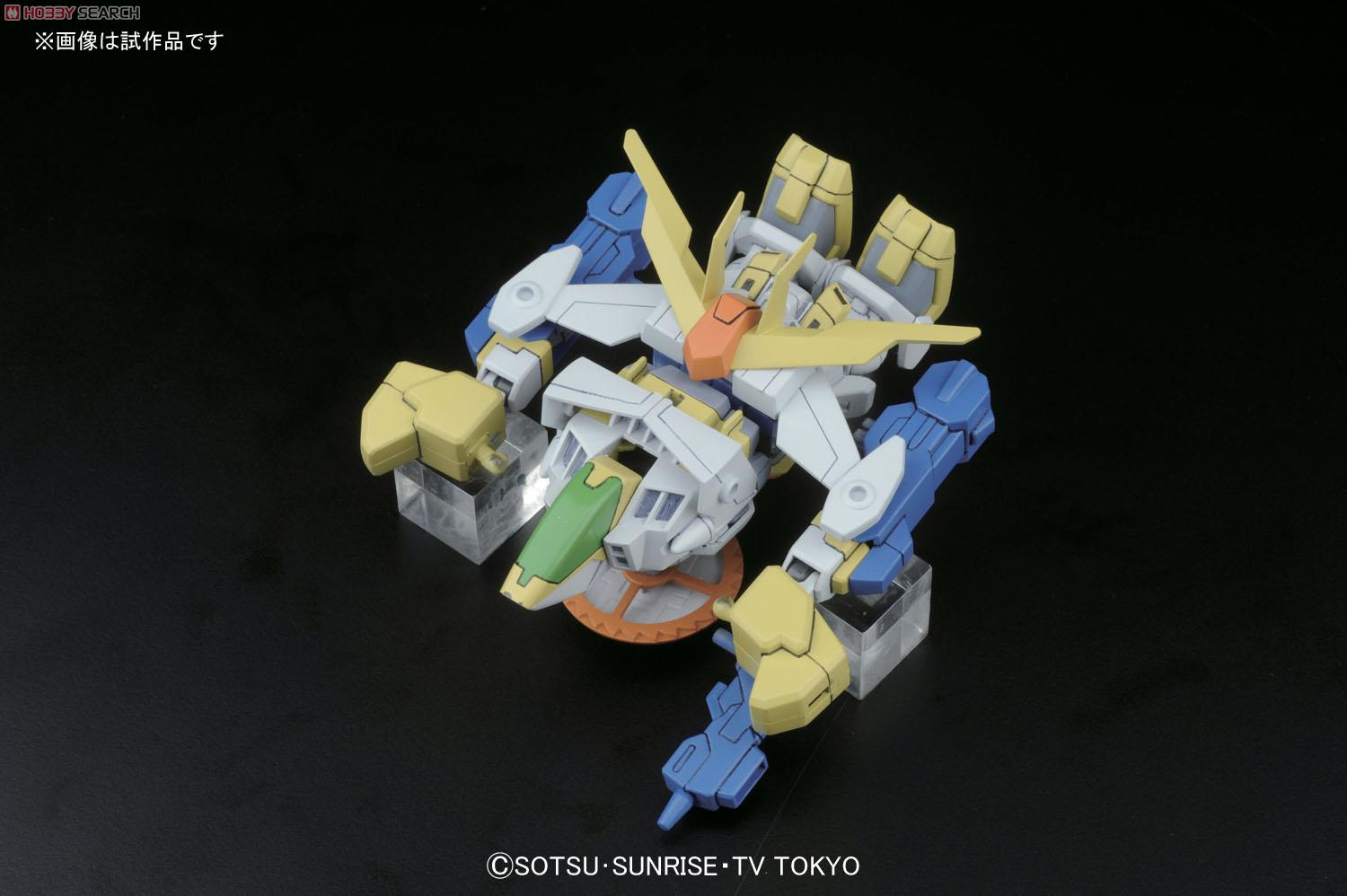 Winning Gundam (SDBF) (Gundam Model Kits) Item picture3