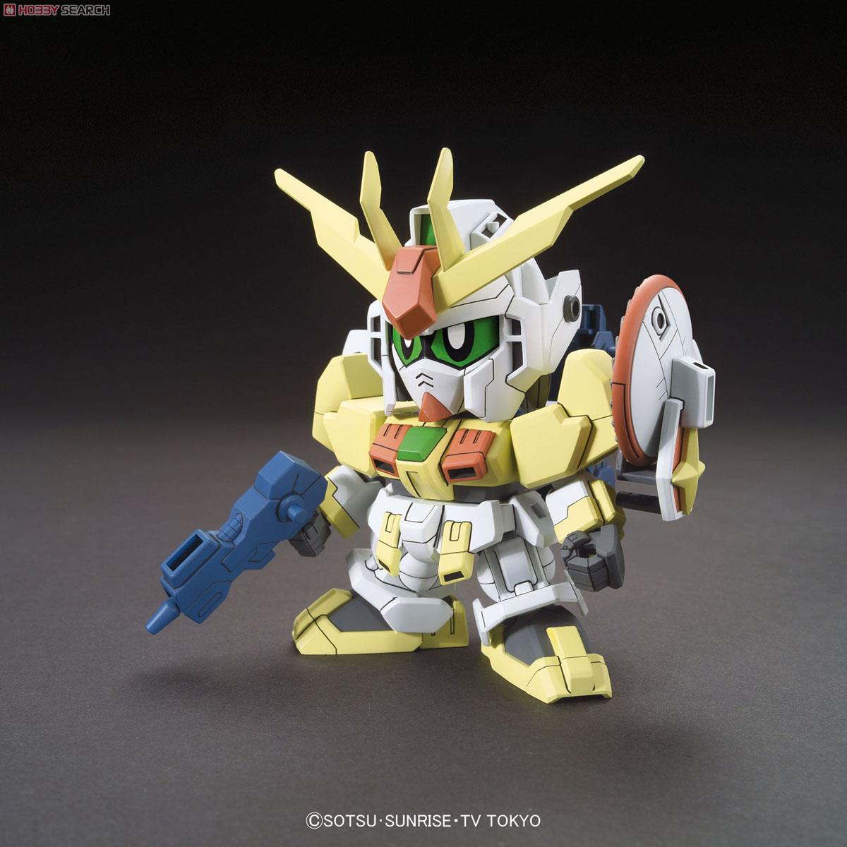 Winning Gundam (SDBF) (Gundam Model Kits) Item picture4