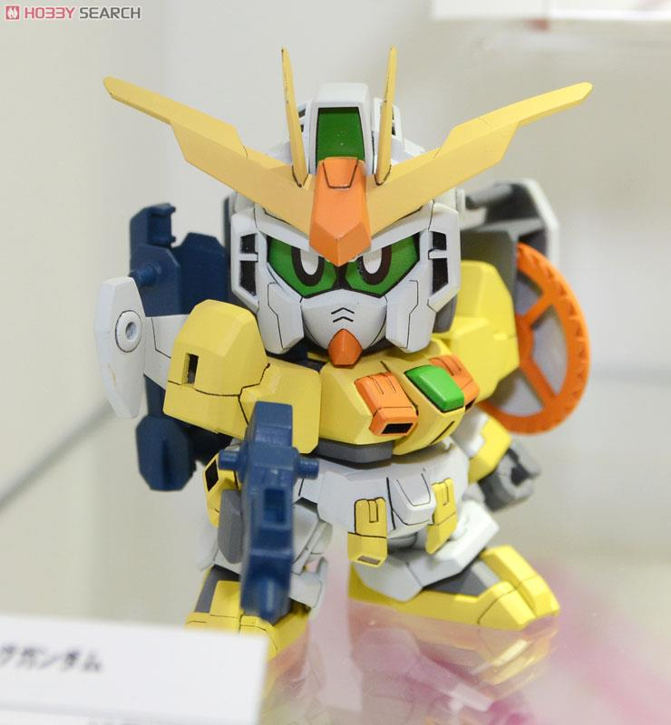 Winning Gundam (SDBF) (Gundam Model Kits) Other picture1