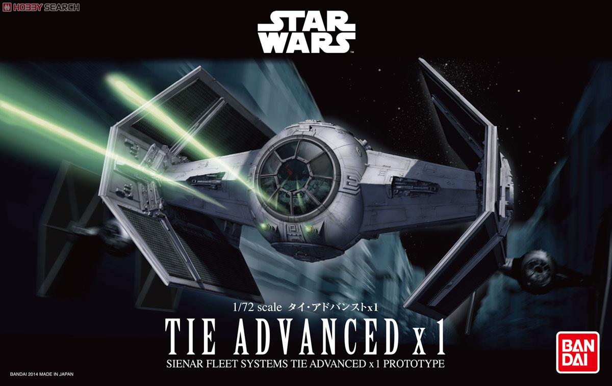 [close] 1/72 Tie Advanced x1 (Plastic model) Package1