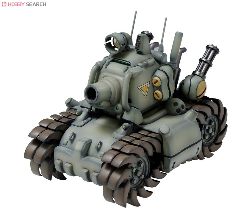 [close] SV-001/I Metal Slug (Plastic model) Item picture1