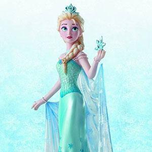 Disney showcase collection frozen elsa couture de force for Couture de force elsa
