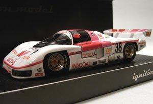 WACOAL Toyota 童夢 84C (#38) 1985 JSPC (ミニカー)
