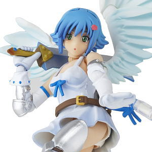 Legacy of Revoltech LR-021 Queen`s Blade Series Nanael (PVC Figure)