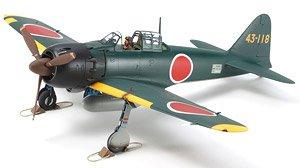 三菱 零式艦上戦闘機 五二型 第343航空隊(昭和19年 グアム島) (完成品)