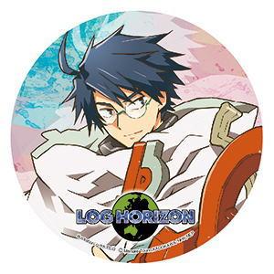 Log Horizon Big Can Badge Shiroe Anime Toy Hobbysearch Anime Goods Store