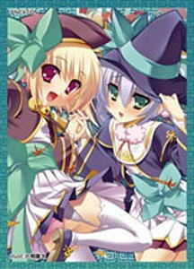 Nexton Girls Sleeve Collection Vol.014 Koiihime Muso [Shuri/Hinari] (Card Sleeve)
