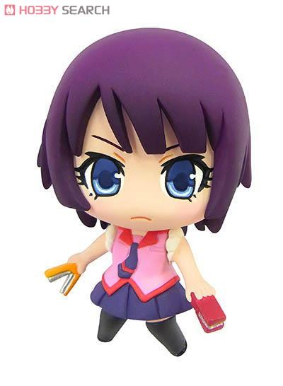 Color Collection Monogatari Series Second Season 8 pieces (PVC Figure) Item picture1