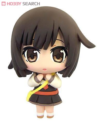 Color Collection Monogatari Series Second Season 8 pieces (PVC Figure) Item picture4