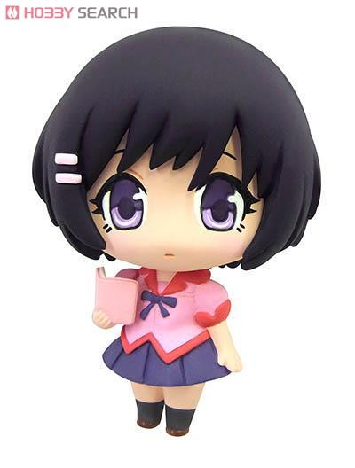 Color Collection Monogatari Series Second Season 8 pieces (PVC Figure) Item picture5