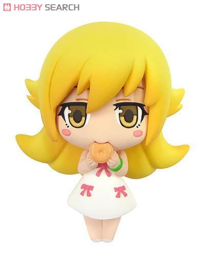 Color Collection Monogatari Series Second Season 8 pieces (PVC Figure) Item picture6