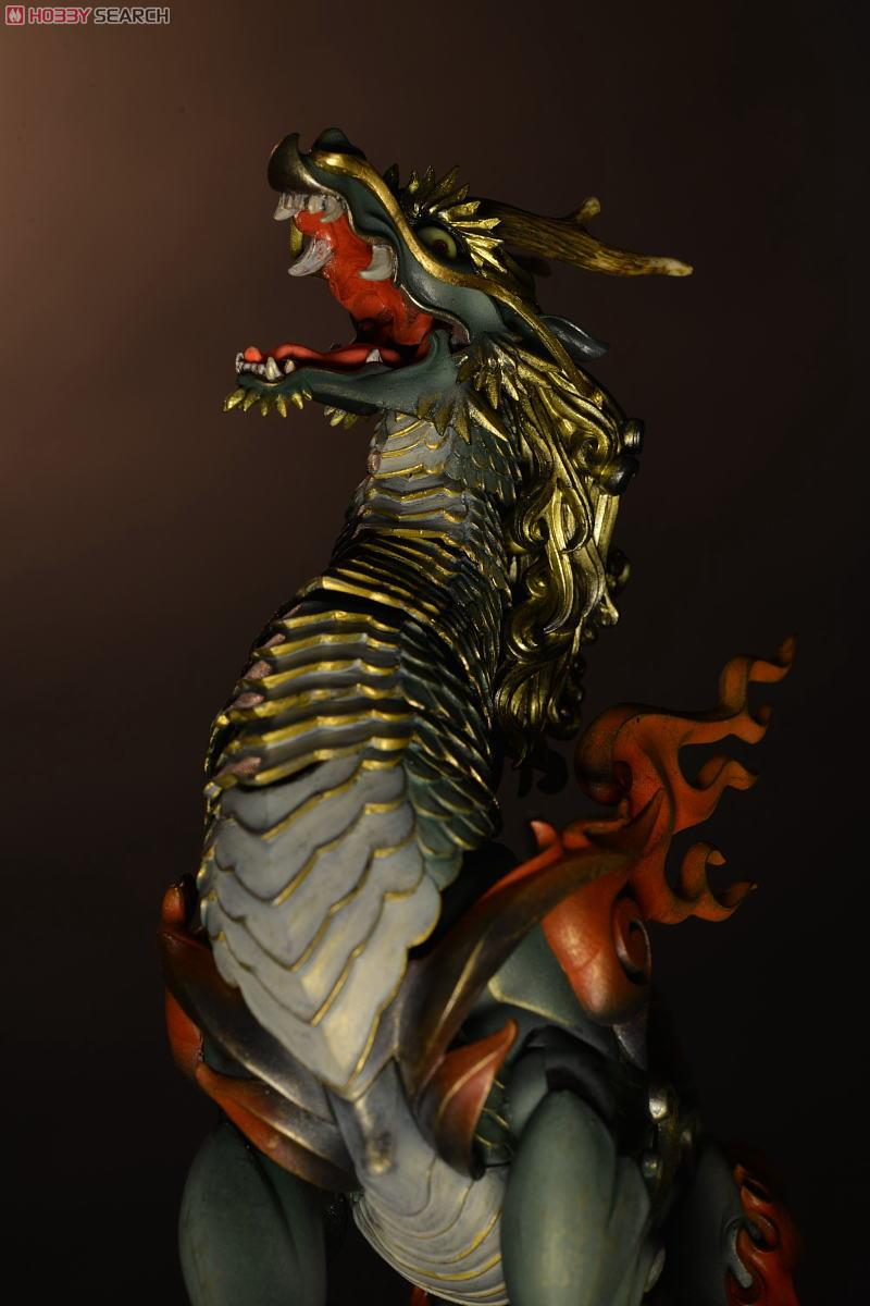 KT Project KT-002 [Takeya Freely Figure] Qilin Color Edition (Completed) Item picture20