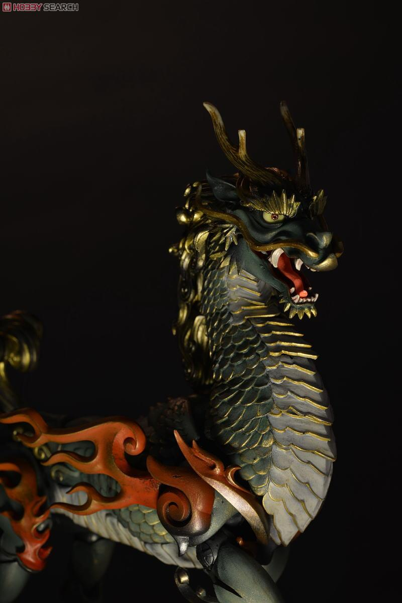 KT Project KT-002 [Takeya Freely Figure] Qilin Color Edition (Completed) Other picture1
