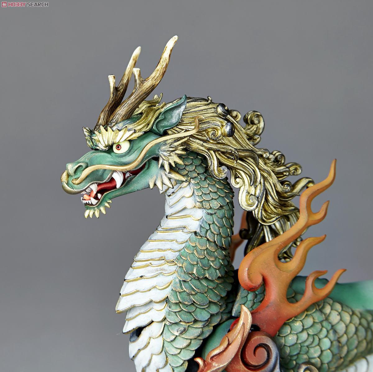 KT Project KT-002 [Takeya Freely Figure] Qilin Color Edition (Completed) Other picture6