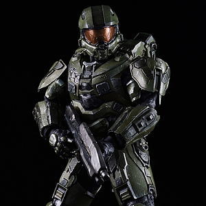 Halo 4 Master Chief Completed Hobbysearch Anime