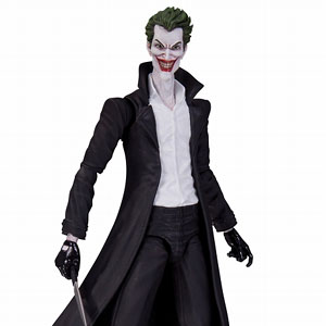 DC Collectibles DC Comics The New 52 The Joker Action Figure