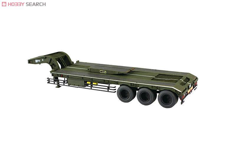 陸上自衛隊 73式特大型セミトレーラー (プラモデル)