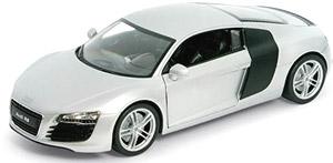 アウディ R8 (ホワイト)