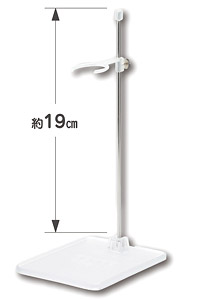Doll Stand for Pureneemo (Clear) (Fashion Doll)