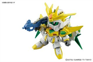 Star Winning Gundam Real Mode