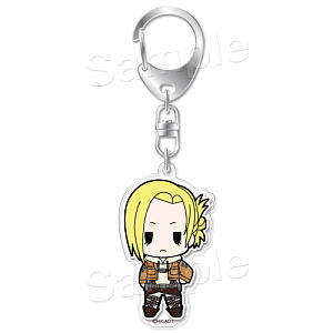 D4 Attack On Titan Acrylic Key Ring Annie Leonhart Anime Toy Hobbysearch Anime Goods Store